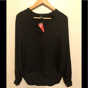 Forever 21 long sleeve blouse